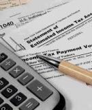 Bài tập Kế toán chi phí