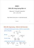 Bài giảng Biến đổi năng lượng điện cơ: Bài giảng 6 - TS. Nguyễn Quang Nam