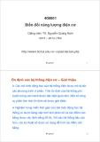 Bài giảng Biến đổi năng lượng điện cơ: Bài giảng 7 - TS. Nguyễn Quang Nam