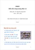 Bài giảng Biến đổi năng lượng điện cơ: Bài giảng 4 - TS. Nguyễn Quang Nam
