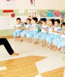 Chương trình Giáo dục mầm non - Bộ GD & ĐT