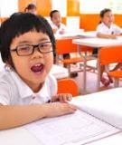 Giáo trình Kiểm tra đánh giá kết quả học tập ở tiểu học: Phần 2 - Vũ Thị Phương Anh, Hoàng Thị Tuyết