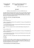 Kế hoạch 5454/KH-UBND năm 2013