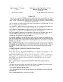 Thông tư 36/2013/TT-BGDĐT