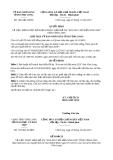 Quyết định 1825/QĐ-UBND năm 2013 tỉnh Vĩnh Long