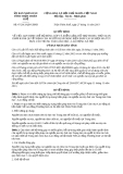 Quyết định số 47/2013/QĐ-UBND tỉnh Thừa Thiên Huế