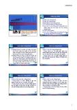 Bài giảng môn Thị trường chứng khoán: Chương 3 - Bùi Ngọc Toản