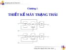 Bài giảng môn Kỹ thuật số 2: Chương 1 - GV. Nguyễn Hữu Chân Thành