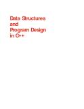 Ebook Data Structures and Program Design in C++