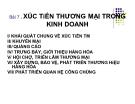 Bài giảng Quản trị kinh doanh thương mại: Bài 7 - PGS.TS. Nguyễn Thừa Lộc