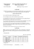 Quyết định 34/2013/QĐ-UBND tỉnh Đắk Lắk