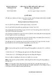 Quyết định 957/QĐ-UBND tỉnh Kon Tum