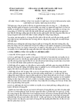 Chỉ thị 12/CT-UBND năm 2013 Vĩnh Long