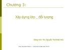 Bài giảng Cơ sở lập trình máy tính: Chương 3 - ThS. Nguyễn Thị Khiêm Hòa