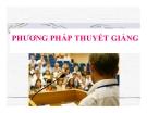 Bài giảng Lý luận và phương pháp dạy học đại học: Chương 5 - TS. Nguyễn Thị Bích Hồng