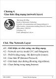 Bài giảng Mạng máy tính và Internet: Chương 4 - Trần Quang Hải Bằng