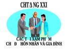 Bài giảng Luật Hình sự Việt Nam: Chương XXI - ThS. Trần Đức Thìn