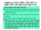 Bài giảng Luật Hình sự Việt Nam: Chương II - ThS. Trần Đức Thìn