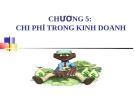 Bài giảng môn Quản trị doanh nghiệp: Chương 5 - ThS. Nguyễn Thị Hương (ĐH Công nghiệp TP.HCM)