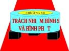 Bài giảng Luật Hình sự Việt Nam: Chương XII - ThS. Trần Đức Thìn