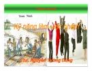 Bài giảng Kỹ năng làm việc nhóm - ThS. Nguyễn Tường Dũng