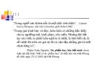 Bài giảng Triết học: Chương 11 - ĐH Ngân hàng TP.HCM