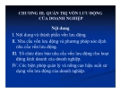 Bài giảng Tài chính doanh nghiệp: Chương 3 - Nguyễn Thị Hà