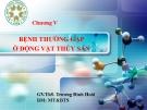 Bài giảng Bệnh học thủy sản: Chương 5.2 - Ths. Trương Đình Hoài