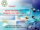 Bài giảng Bệnh học thủy sản: Chương 5.4 - Ths. Trương Đình Hoài