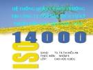 Thuyết trình: Hệ thống quản lý môi trường tại công ty cổ phần kỹ thuật dầu khí Việt Nam - PTSC