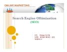 Thuyết trình: Search Engine Oftimization (SEO)