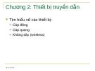Bài giảng Mạng máy tính: Chương 5.0 - Trương Hoài Phan