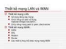 Bài giảng Mạng máy tính: Chương 7.2 - Trương Hoài Phan