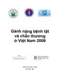 Báo cáo: Gánh nặng bệnh tật và chấn thương ở Việt Nam 2008