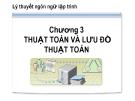 Bài giảng Lý thuyết ngôn ngữ lập trình: Chương 3 - CĐ CNTT Hữu nghị Việt Hàn