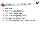 Bài giảng môn Quản lý và xử lý dữ liệu cơ bản: Chương 1 - CĐ CNTT Hữu nghị Việt Nhật