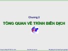 Bài giảng Lý thuyết ngôn ngữ lập trình: Chương 2 - CĐ CNTT Hữu nghị Việt Hàn