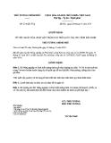 Quyết định số: 214/QĐ-TTg (2014)