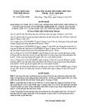 Quyết định số: 13/2014/QĐ-UBND