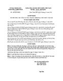 Quyết định số: 169/QĐ-UBND (2tr)