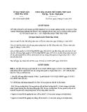Quyết định 02/2014/QĐ-UBND