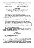 Quyết định số: 05/2014/QĐ-TTg