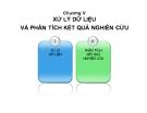 Bài giảng Điều tra xã hội học: Chương 5 - ThS. Nguyễn Thị Xuân Mai