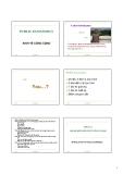 Bài giảng Kinh tế công cộng: Chương 1 - Lý Hoàng Phú