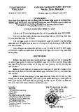 Quyết định 02/2014/QĐ-UBND (2014)