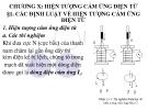 Bài giảng Vật lý A1: Chương 10