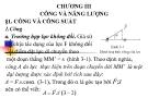 Bài giảng Vật lý A1: Chương 3