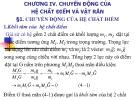 Bài giảng Vật lý A1: Chương 4