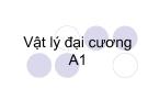 Bài giảng Vật lý A1: Chương 2