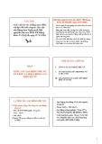 Bài giảng Công tác dân vận: Bài 9